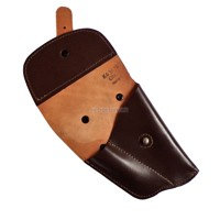 Leather pistol holster for CZ50 / CZ70