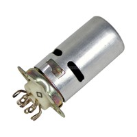 Tube socket 7-pin PL7-2K-E46 (ПЛ7-2К-Э46)