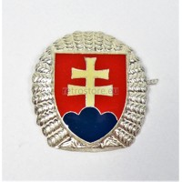 Slovak army hat badge